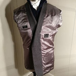 Jos. A. Bank Suits & Blazers - JoS.A.Bank 100% Camel Hair Charcoal Blazer